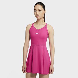 NikeCourt Dri-FIT Robe de tennis pour Femme
