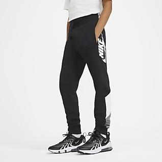 Nike Sportswear Kalhoty pro větší děti (chlapce)