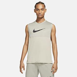 Nike Pro Dri-FIT Sport Clash Camiseta de tirantes con gráfico para hombre