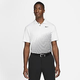 Nike Dri-FIT Vapor Golfpikétröja med tryck för män