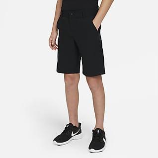 Nike Golfshorts til store barn (gutt)