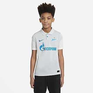 Zenit Saint Petersburg de visitante Stadium 2020/21 Camiseta de fútbol para niños talla grande