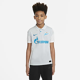 Zenit Saint Petersburg 2020/21 Stadium Away Older Kids' Football Shirt