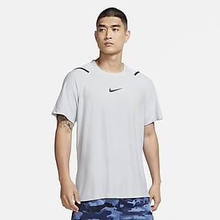 Nike Pro Męska koszulka z krótkim rękawem