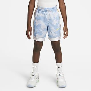 Nike Elite Super Shorts de básquetbol para niños talla grande