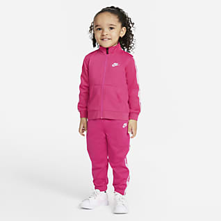 Nike Zestaw kurtka i spodnie dla niemowląt (12–24 M)
