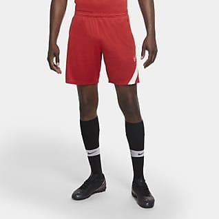 Nike Dri-FIT Academy Strick-Fußballshorts für Herren