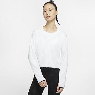 Nike Air 女子长袖跑步上衣