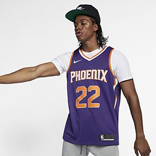 Deandre Ayton Suns Icon Edition Nike NBA Swingman Jersey