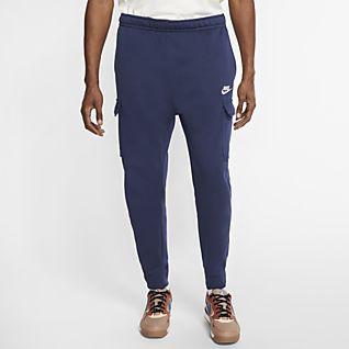 Nike Sportswear Club Fleece Cargobyxor för män