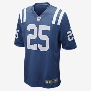 NFL Indianapolis Colts (Marlon Mack) Men's Game Football Jersey