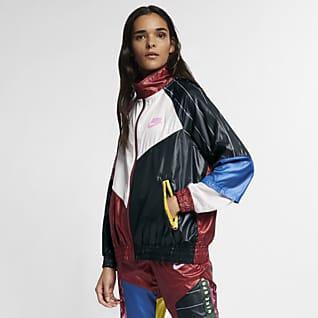Nike Sportswear NSW 女子梭织夹克