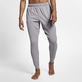 Nike Dri-FIT Męskie spodnie do jogi