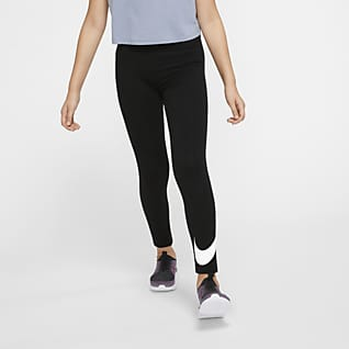 Nike Sportswear Favorites Leggins para niña talla grande