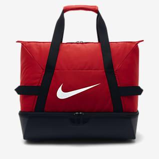 Nike Academy Team Hardcase Bolsa de deporte de fútbol (Mediana)