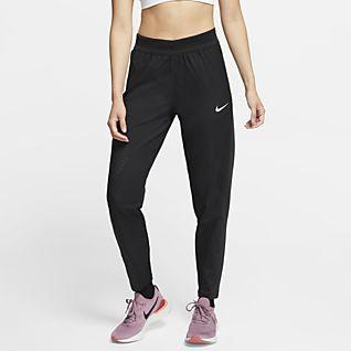 Dame Kaldt vær Løping Bukser og tights. Nike NO