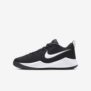 Nike Team Hustle Quick 2 Sapatilhas Júnior