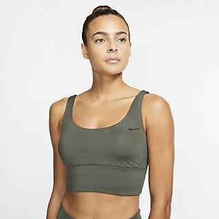 Nike Essential Women's Scoop Neck Midkini Swim Top