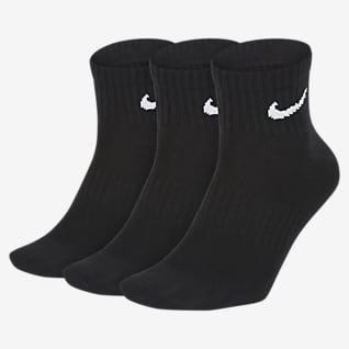 Nike Everyday Lightweight Ankle 训练袜(3 双)