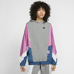 Nike Sportswear Icon Clash Mikina s kapucí