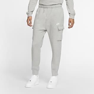 Nike Sportswear Club Fleece Pantaloni cargo - Uomo