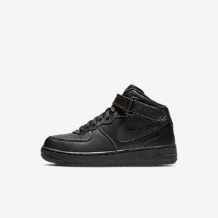 nike air force 1 nere bambini