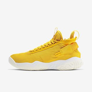 nike highlighter yellow shoes