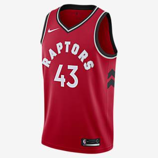 Pascal Siakam Raptors Icon Edition Nike NBA Swingman Jersey