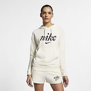 Nike Sportswear Sudadera con capucha sin cierre para mujer
