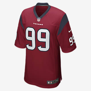 NFL Houston Texans Game Jersey (J.J. Watt) Men's Football Jersey