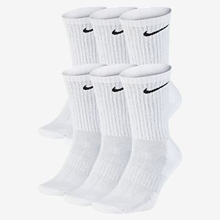 Nike Everyday Cushioned Calze da training di media lunghezza (6 paia)