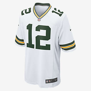 NFL Green Bay Packers (Aaron Rodgers) Camiseta de fútbol americano para hombre Game