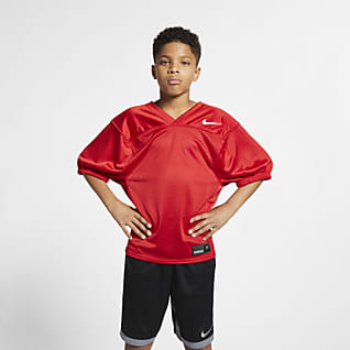 Nike Practice Camiseta de fútbol para niños talla grande