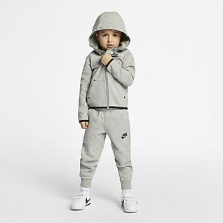 Nike Sportswear Tech Fleece Dwuczęściowy zestaw dla niemowląt