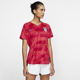 2019 赛季美国队客场 女子足球球迷服