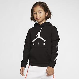 Jordan Jumpman 幼童起绒连帽衫