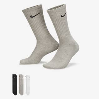 Nike Cushioned Training Crew sokker (3 par)