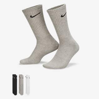 Nike Cushioned Klasyczne skarpety treningowe (3 pary)