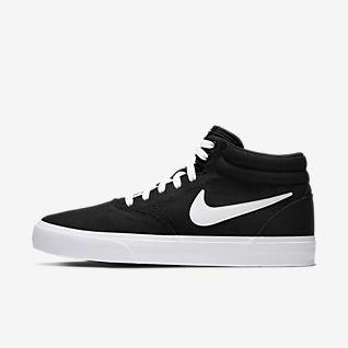Nike SB Charge Mid CNVS 男/女滑板鞋