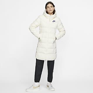 Nike Sportswear Windrunner Vändbar dunjacka för kvinnor