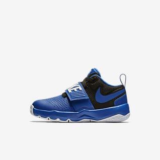 Nike Team Hustle D 8 Calzado para niños talla pequeña