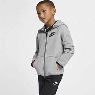 Nike Sportswear Tech Fleece Hoodie für jüngere Kinder