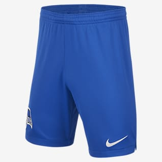 Hertha BSC de local Stadium 2019/20 Shorts de fútbol para niños talla grande