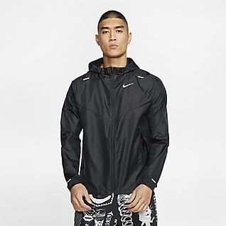 Nike Windrunner Løbejakke til mænd