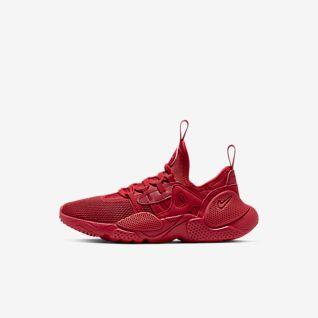 Baño Estación de policía Emulación  Rojo Huarache Calzado. Nike US