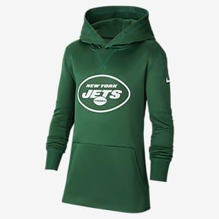 Nike (NFL Jets) Big Kids' Logo Hoodie