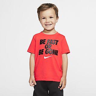Nike T-shirt z krótkim rękawem dla maluchów