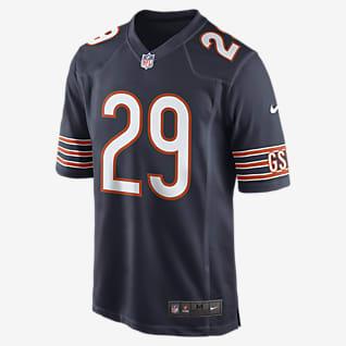 NFL Chicago Bears (Tarik Cohen) Men's Game Football Jersey