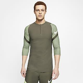 Nike VaporKnit Strike Drill-Fußballoberteil für Herren