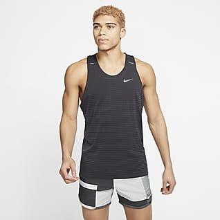 Nike Techknit Ultra Lauf-Tanktop für Herren
